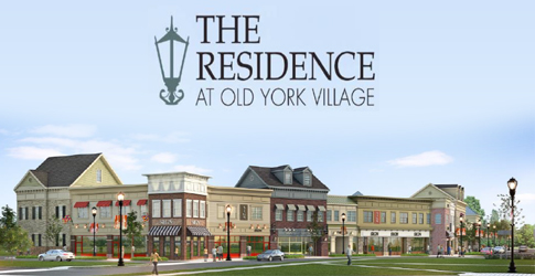 The Residence at Old York Village