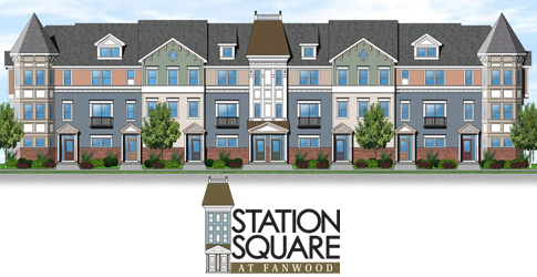 Station Square at Fanwood