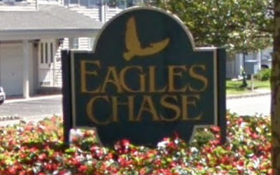 Eagles Chase